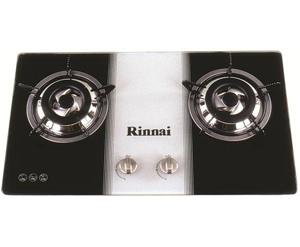 Bếp gas âm Rinnai RVB-2BG(W)