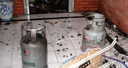 4 nguyên nhân rò rỉ gas và cách đối phó