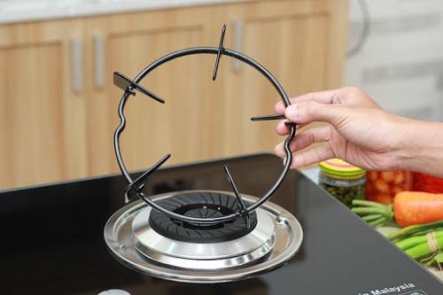 Bạn đã biết các bước vệ sinh bếp gas âm chưa?