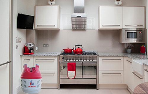 4 tiêu chí của một hệ thống gas an toàn trong gia đình