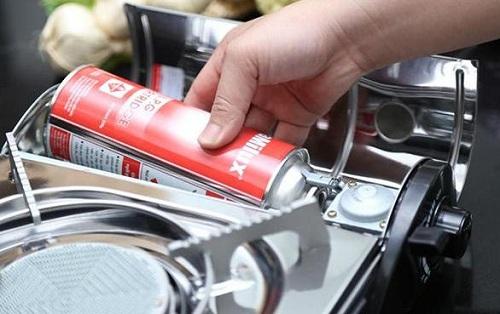 Sử dụng bếp gas mini an toàn
