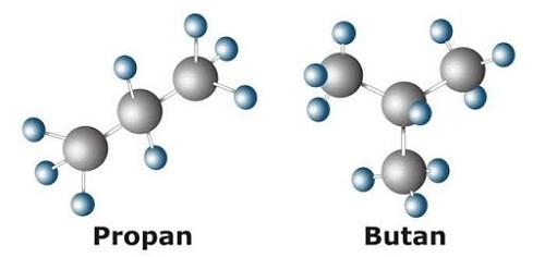 Chất lượng bình gas chịu ảnh hưởng gì bởi thành phần khí gas